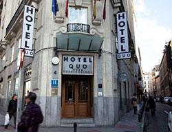 Hotel quatro puerta del sol madrid madrid for Centro comercial la puerta del sol