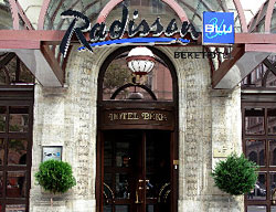 Hotel Radisson Blu Budapest