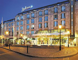 Hotel Radisson Blu Scandinavia Gothenburg