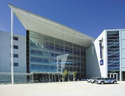Hotel Radisson Sas Stansted Airport