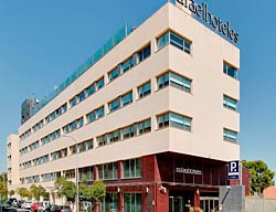 Hotel Rafael Forum Alcalá