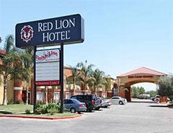hotel red lion bakersfield bakersfield. Black Bedroom Furniture Sets. Home Design Ideas