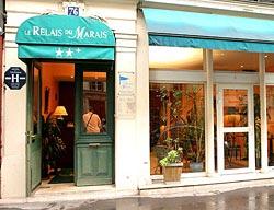 Hotel Relais Du Marais