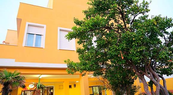 Viaje Cerdeña Hotel Residence Ampurias%>