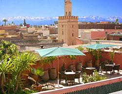 Hotel Riad Monceau