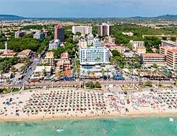 Hotel Riu San Francisco Playa De Palma Mallorca