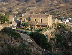 Hotel Rural Cortijo Alto De Cariatiz