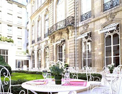 Hotel Saint James Albany Paris Spa