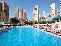 Hotel Sandos Benidorm Suites