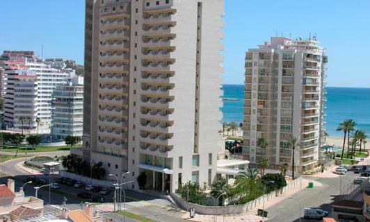 Hotel Santa Marta Cullera Valencia
