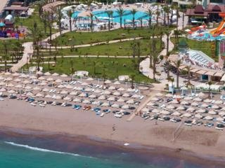 Saphir Resort Spa Hotel Alanya Turkey
