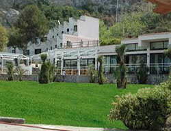 Hotel Sea Club - Conca Azzurra