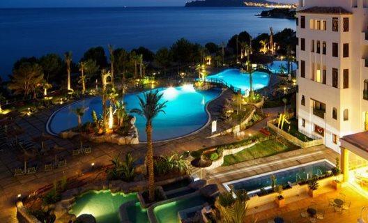 The sh villa gadea hotel 5 испания коста бланка аликанте