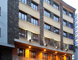 hotel escaldes: