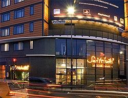 Hotel Suite Novotel Paris La Chapelle