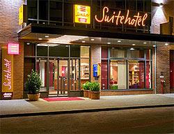 Hotel Suitehotel Berlin Potsdamer