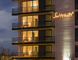 Hotel Suitehotel Rouen Normandie