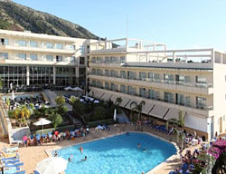 Hotel Sun Palace Albir Spa