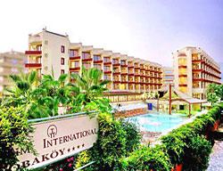 Hotel Taksim International Obakoy