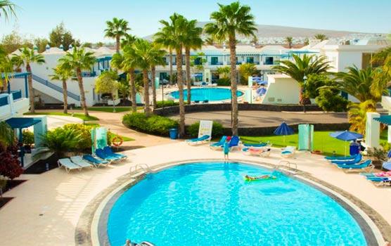 Hotel thb tropical island resort playa blanca lanzarote - Apartamentos paradise island lanzarote ...