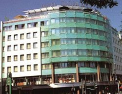 Hotel Top Cityline Domicil