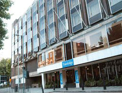 Hotel Travelodge Kings Cross Royal Scott