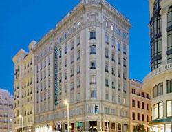 Hotel Tryp Madrid Gran Vía