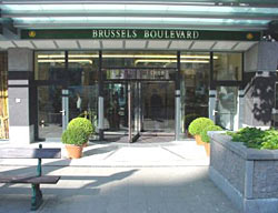 Hotel Tulip Inn Brussels Boulevard