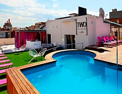 Hotel Two Barcelona By Axel