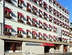 Hotel Villa Saint Martin