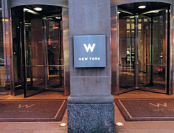 Hotel W New York