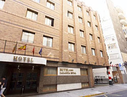Hotel Zaragoza Royal