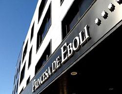 Hotel Deals Sercotel Princesa de Éboli + Entradas 2 Días a Warner Madrid