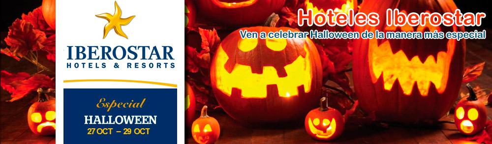 reserva de halloween 2017 iberostar hoteles & resort
