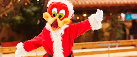 Escapada Navidad PortAventura para 2 personas desde 138€