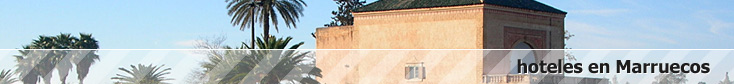 reserva de hoteles en marruecos