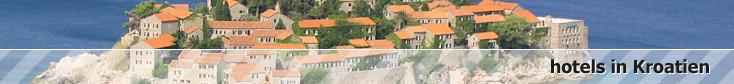 reservierungen in hotels in kroatien