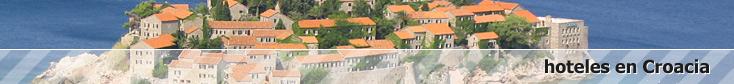 reserva de hoteles en croacia