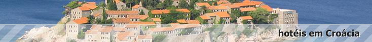 reserva de hotéis em croácia