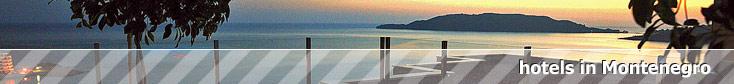 reservierungen in hotels in montenegro