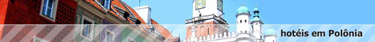 reserva de hotéis em polónia