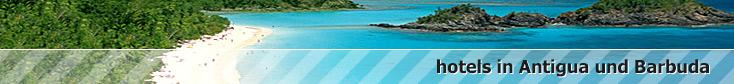 reservierungen in hotels in antigua und barbuda