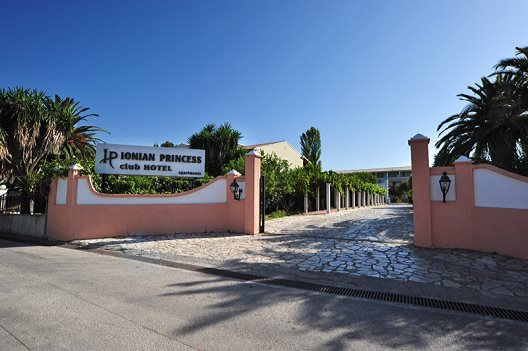 Viaje Corfú Ionian Princess Club Suite Hotel%>