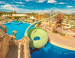 Hotel Angebote Magic Robin Hood Water Park + Escapada Halloween