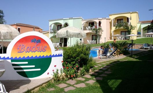 Viaje Cerdeña Residence Badus%>