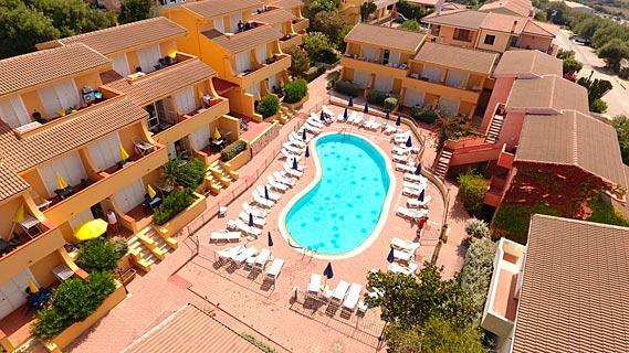 Viaje Cerdeña Residence Le Onde%>
