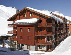 Residencial Mgm L´ecrin Des Neiges Residence