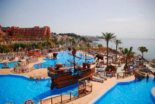 Ruleta Hoteles 4 Holiday World Benalmadena Costa Push Here To Enlarge The Image